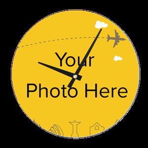Personalized Clocks Online Photobook Canada