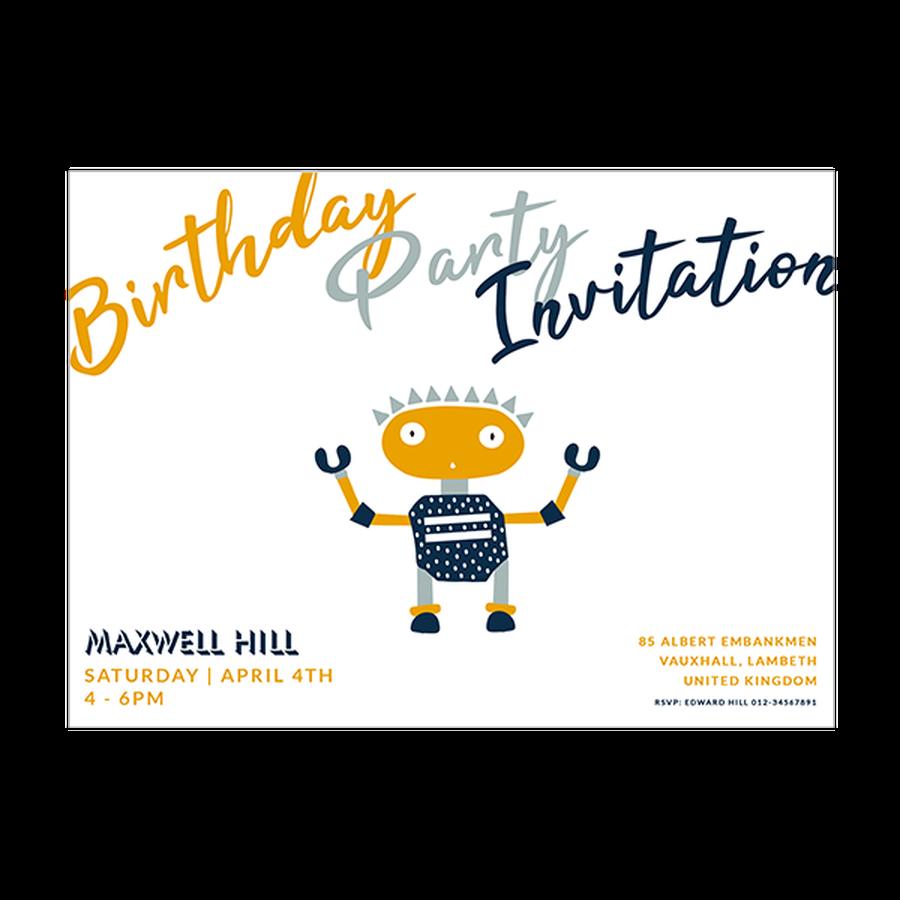 Desain Kartu Ucapan Birthday - kartu ucapan terbaik